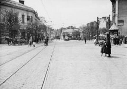 Calea Moșilor din București (Podul Târgului de Afară)
