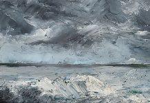 """Dori Lederer August Strindberg, """"Bloguri de gheață la țărm"""""""