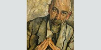 """Radu Comșa Hans Eder. """"Portret de bărbat"""", 1917, Muzeul de Artă Brașov"""