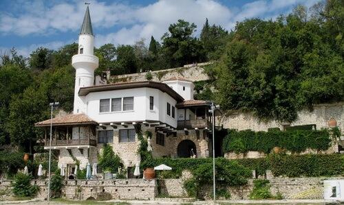 Castelul Reginei Maria, Balcic