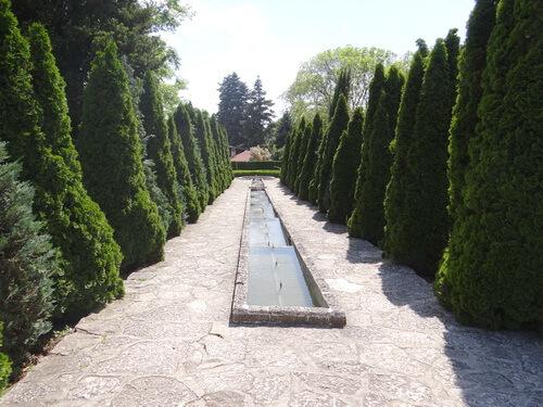 Grădina botanică, Balcic