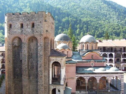 Mănăstirea Aladja, Bulgaria