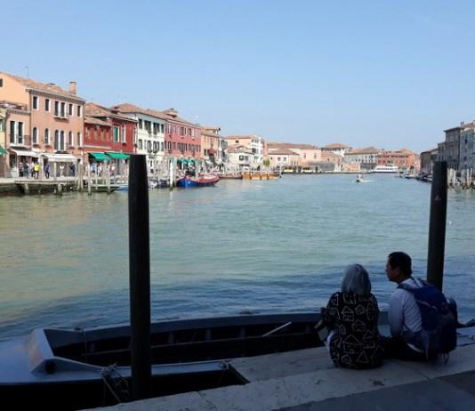 Murano, Canal Grande