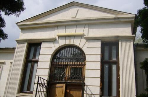 Muzeul Poni-Cernătescu, Iași