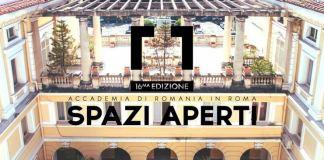 accademia di romania spazi aperti