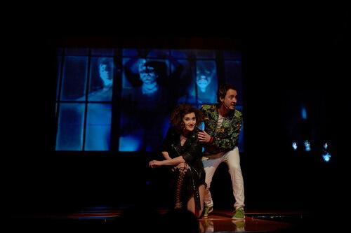 Fotografii din spectacol de Adi Bulboacă