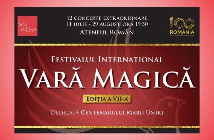 festivalul vara magica 2018
