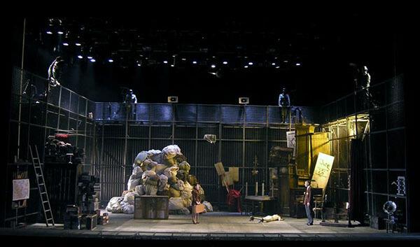 """""""Ghetto"""", Teatrul Cameri din Tel Aviv"""