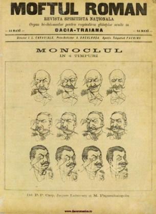 """Moftul român"", seria I, nr. 7, 1893 [nedatat], p. 1"