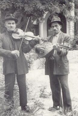 Alexandru Cercel și Ion Nițoi