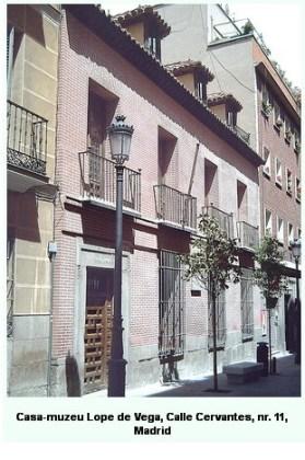 Casa-muzeu Lope de Vega