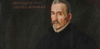 Costin Tuchilă Pușa Roth Lope de vega, portret din Casa-muzeu Lope de Vega, Madrid