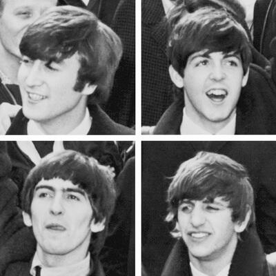 Formatia The Beatles