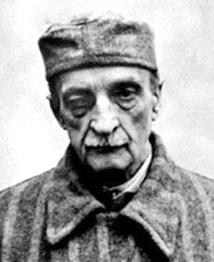 Iuliu Maniu în închisoarea de la Sighet