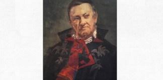 Nicolae Herlea, portret de Adina Romanescu