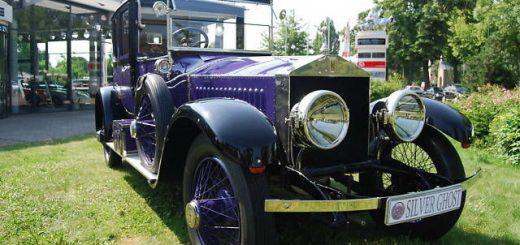 "Rolls-Royce ""Nikolai II"""