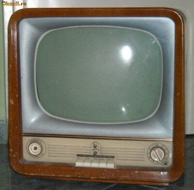 """Televizor cu lămpi """"Rubin 102"""""""