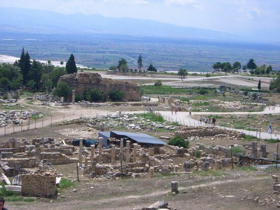 Templul lui Apollo (Pamukkale)