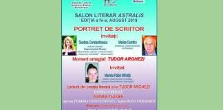 salon literar astralis bucuresti