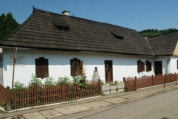"""Casa memorială """"George Coșbuc"""", Hordou (George Coșbuc)"""