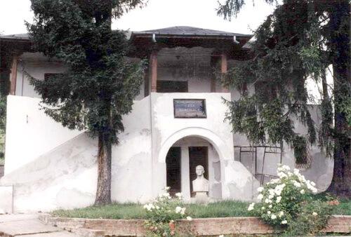 """Casa memorială """"Liviu Rebreanu"""", Valea Mare"""