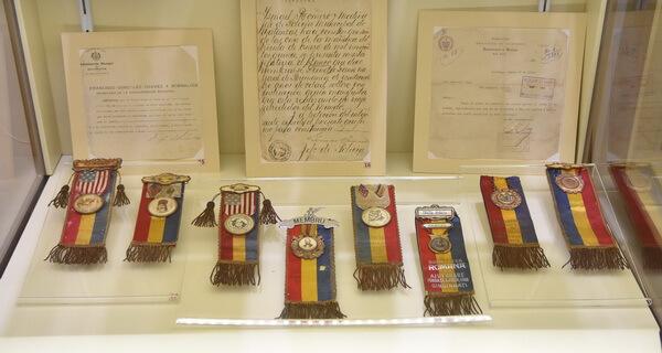 Distincții primite de Dumitru Dan prin țările lumii