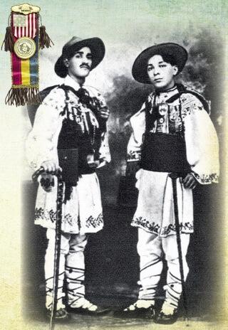 Dumitru Dan și Paul Pârvu