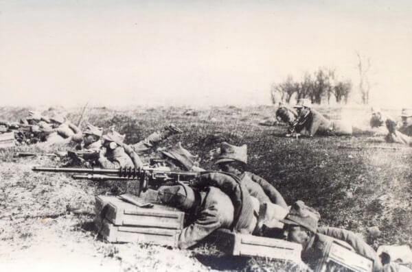 Imagini din Primul Război Mondial