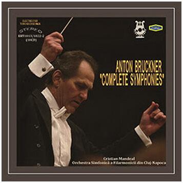 Integrala simfoniilor lui Anton Bruckner, dirijor Cristian Mandeal, Orchestra Filamornicii din Cluj-Napoca, înregistrări realizate în anii 1984 –1989