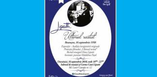 lipatti ultimul recital besancon 16 sept 1950