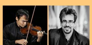 recital Erzhan Kulibaev Daniel del Pino