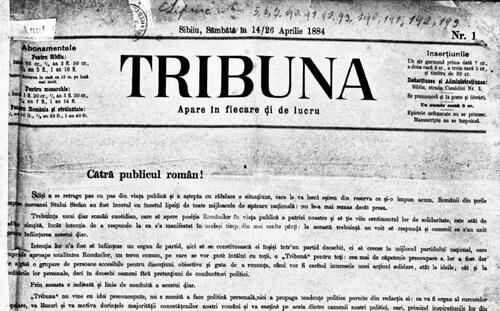 revista Tribuna Sibiu