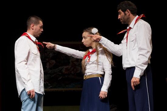 """""""Anul dispărut. 1989"""", Teatrul Mic din București"""