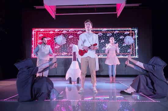"""""""Minunata lume nouă"""" © Teatrul Excelsior"""
