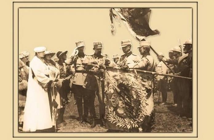 Familia regală a României pe frontul Marelui Război