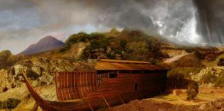 Urfet Șachir Nava Profetului Noe pe Muntele Cudi