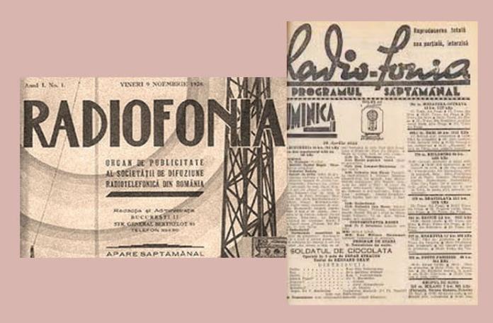 radiofonia prima revista radio