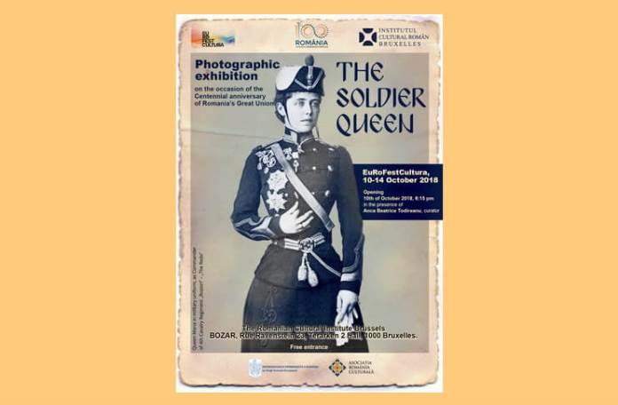 the soldier queen bruxelles