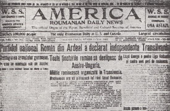 ziarul America