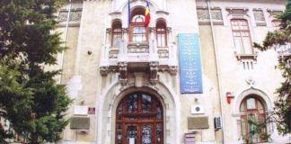 """Biblioteca Județeană """"Vasile Voiculescu"""" Buzău"""