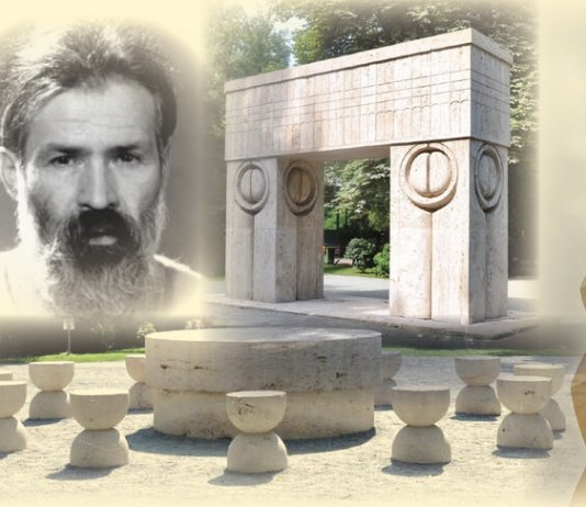 Marina Roman Ansamblul Monumental Brâncuși de la Târgu Jiu reportaj 2018