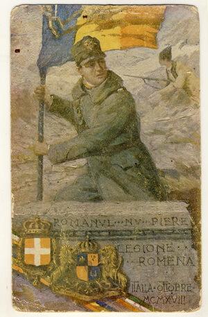 cartolina-legione-romena-ditalia