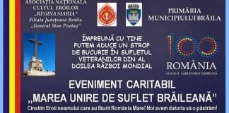 marea unire de suflet braileana 5 nov 2018