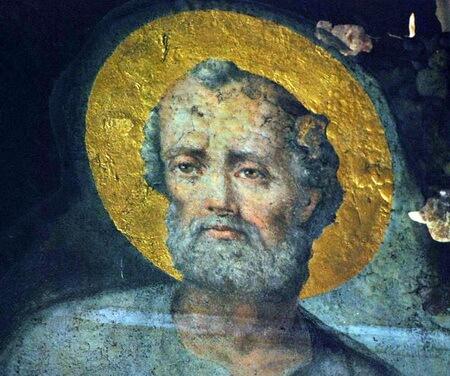 Constantin Lecca și Mișu Popp, Sf.Apostol Petru, BisericaRăzvan Vodă din București