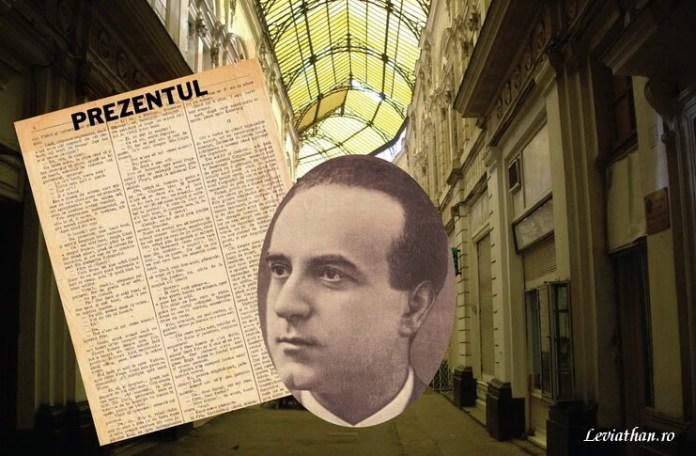Daniela Șontică rubrica memor amintiri Victor Eftimiu