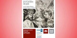 conferinta muzeul municipiului bucuresti proiect de tara