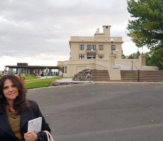 Anca Beatrice Todireanu, Maryhill Museum, SUA