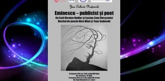 eminescu publicist si poet tel aviv haifa