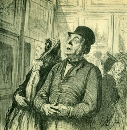 """""""Duminica la muzeu"""", 1838"""