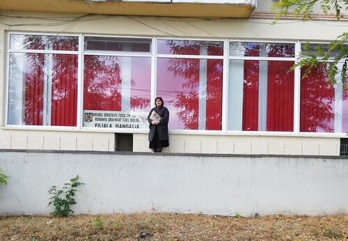Filiala UDTR Mangalia. Fotografie din arhiva personală Urfet Șachir
